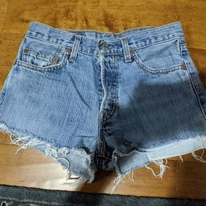 Levi's denim short